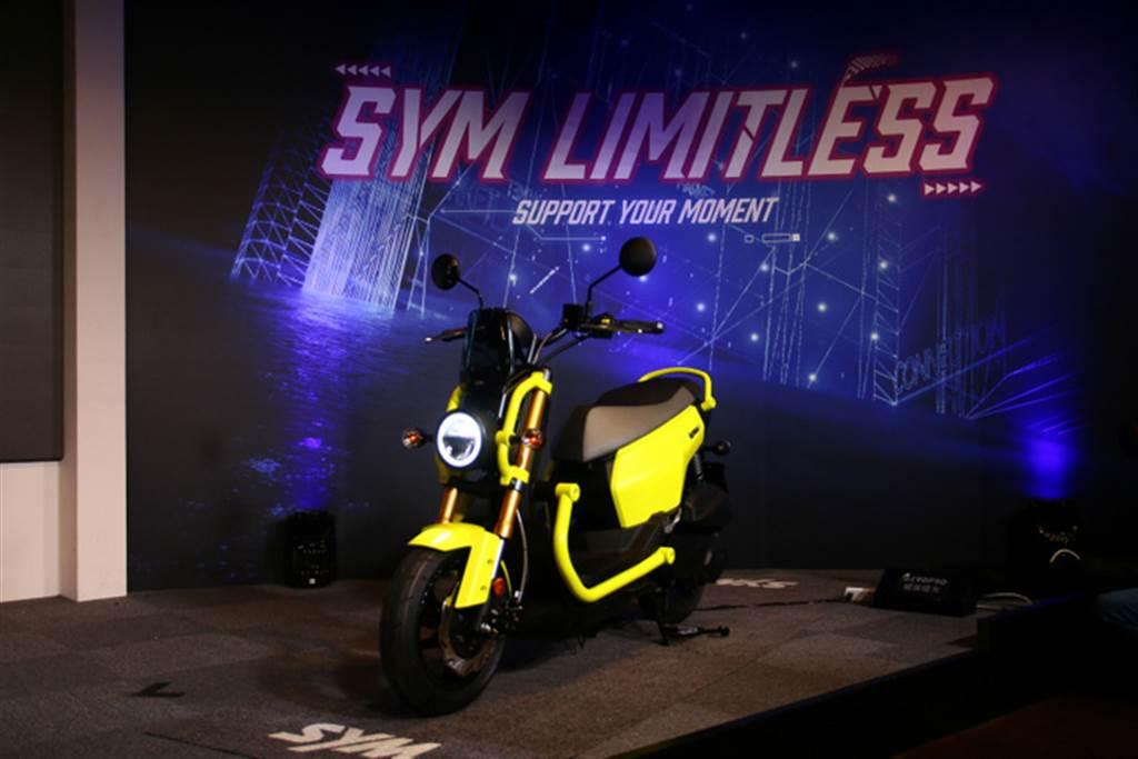 玩樂無界SYM虛擬車展