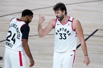 NBA》湖人全力追逐馬克蓋索 麥基送到騎士