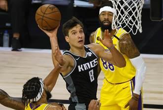 NBA》老鷹報價波達諾維奇 等國王是否匹配