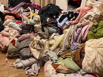 租屋處像回收場 高嘉瑜:枕頭用10年、沒看過蟑螂