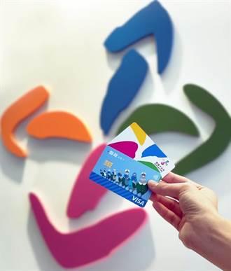金融卡與悠遊卡完美結合!中華郵政推出首張票證聯名卡
