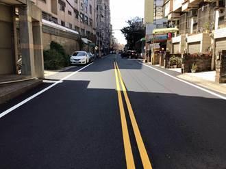 邁向新里程 中市道路燙平突破500條