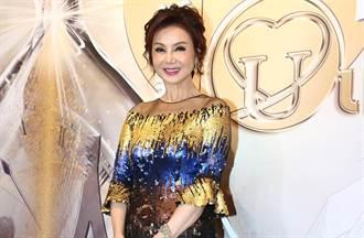 64歲謝玲玲確診新冠 「婉君表妹」曾接觸跳舞群大本營朋友