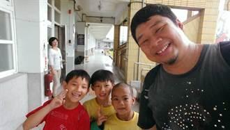「東光計畫」志工蔡易尊 正面樂觀協助東部偏鄉地區孩子翻轉人生