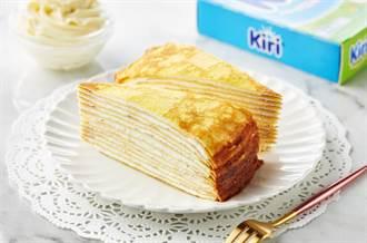 We Sweet x kiri法式乳酪甜點回歸 卡通版乳酪蛋糕超可愛