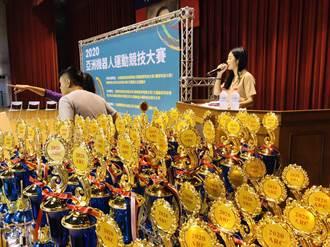 亞洲機器人運動競技大賽 宏國德霖科大資工系掄大獎