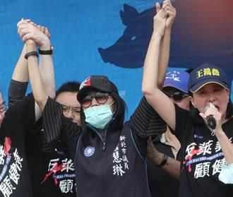 抗「癌王」鬥士唐慧琳忍無可忍!130字怒嗆民進黨