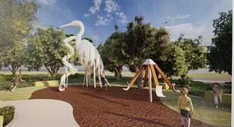 蘆洲「白鷺鷥」樂園設計圖曝光  三民公園旁擬將進駐社宅、公托