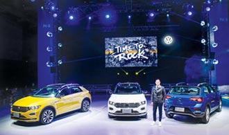 Volkswagen The T-Roc 熱血上市