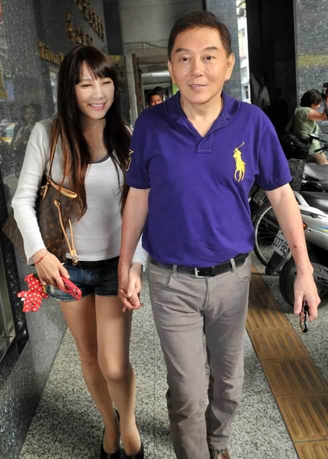 陳子璇和高國華的9年婚姻,在今年畫下句點。(圖/本報系資料照片)