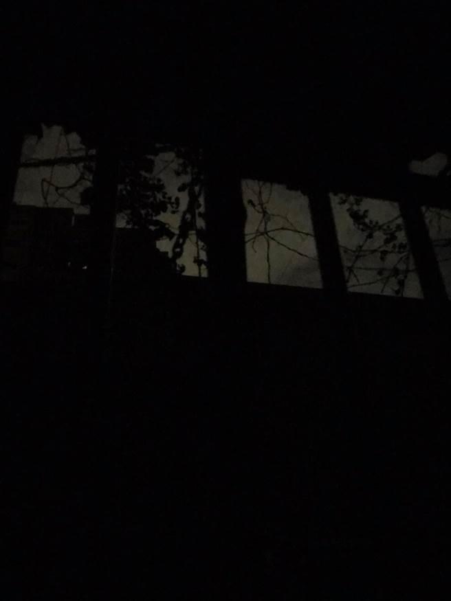 北市北投區新北投車站附近,23日凌晨1時許發生變電箱爆炸,造成2000多戶居民大停電,時間長達1小時,竟是老鼠咬壞避雷器所為。(摘自Hello北投臉書/張穎齊台北傳真)