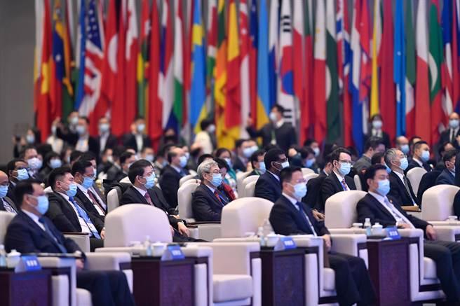 世界互聯網大會·互聯網發展論壇11月23日在浙江烏鎮開幕。(新華社)