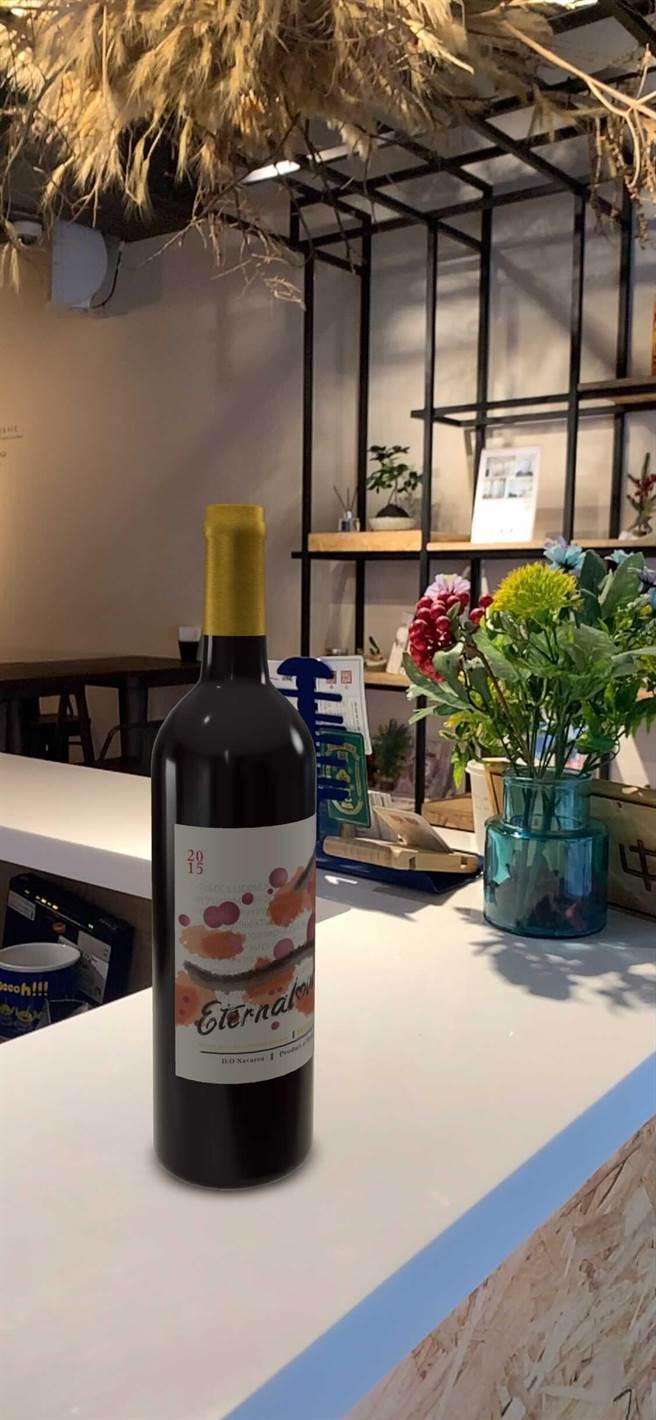 Lootex协助恒链创科制作NFT(Non-fungible Toke 非同质化代币)数位收藏品,每瓶酒和拥有者间独一无二的品酒体验和收藏纪录,都将在消费者的区块链上永久保存,更精心制作3D及AR的呈现。(Lootex提供)