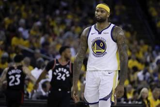 NBA》湖人客滿 考辛斯加盟火箭1年