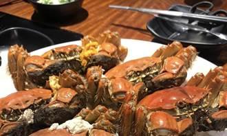 陳玲玲》蟹不等人,吃大閘蟹要及時!