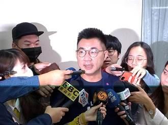 邀蔡總統辯萊豬 江啟臣嗆蘇貞昌:別急著取代總統