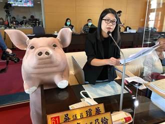 明年萊豬將開放進口 議員為學童請命要求市府嚴加把關