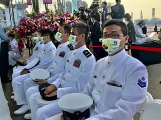 多项因素阻国造潜舰发展 郑文隆:上下员工都以这份工作为荣