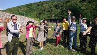 落實永續旅遊環境 龜山島原生百合培育