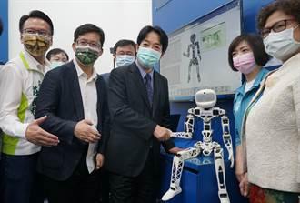賴清德:機械產業是台灣兆元產業