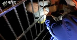 神救援!2歲男童13樓墜落 樓下住戶「雙手秒抓」救回一命