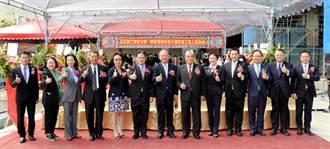 華南銀行資訊大樓暨華南頂埔科技大樓新建工程上樑