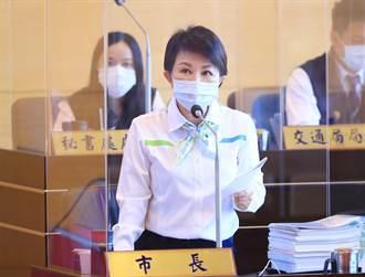 市議員批蔡英文改名「關中天」盧秀燕:對民進黨是個警訊