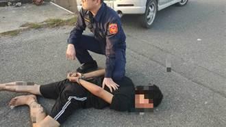 民眾车辆失窃 台西警网围捕火速破案