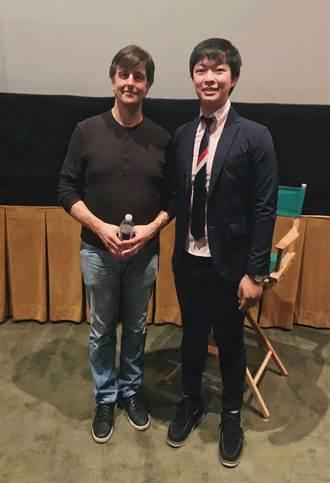 蔣榮宗做愛心便當給同學吃   如願見到偶像湯瑪斯紐曼