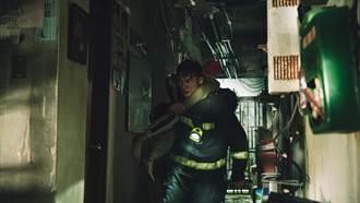 溫昇豪《火神》救男童滿身傷 嘆「死亡前人人平等」