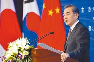 王毅:中日將積極推進中日韓自貿協定談判