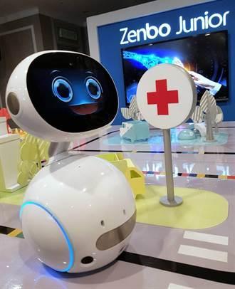 華碩+台大雙強聯手 投入健康照護、教育新藍圖