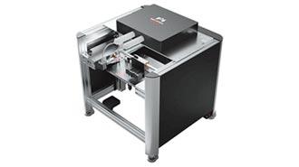 材料、軟體、機構一條龍研發 三遞專精矽膠3D列印設備