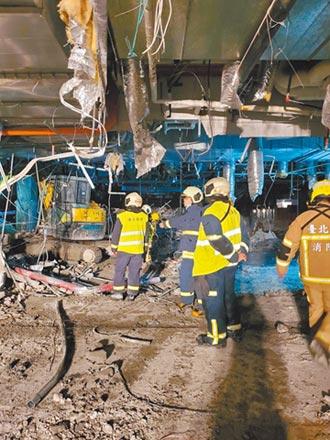 京華城意外1死 2負責人緩起訴