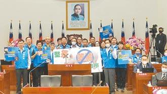 議會反萊豬連署 竹市長堅拒簽