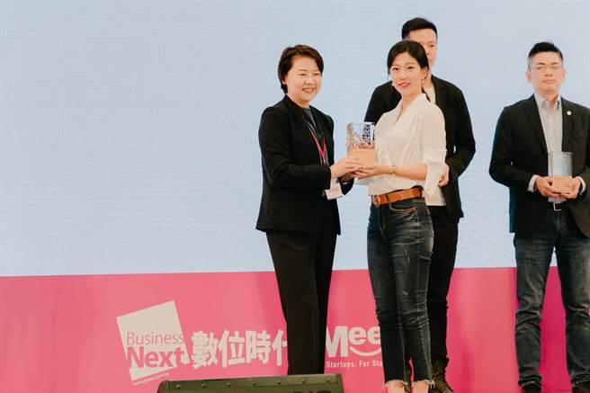 跨境電商整合專家視宇獲選為年度《Neo Star創業之星》,為台灣今年最有成長動能的新創公司之一。(視宇提供)