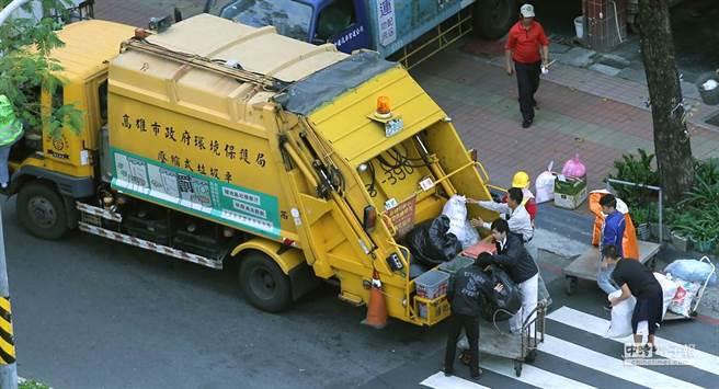 一位女大生不小心將錢包丟進垃圾車後,決定聯絡環境保護局,並前往焚化爐找錢包。(本報系機料照/謝明祚攝)