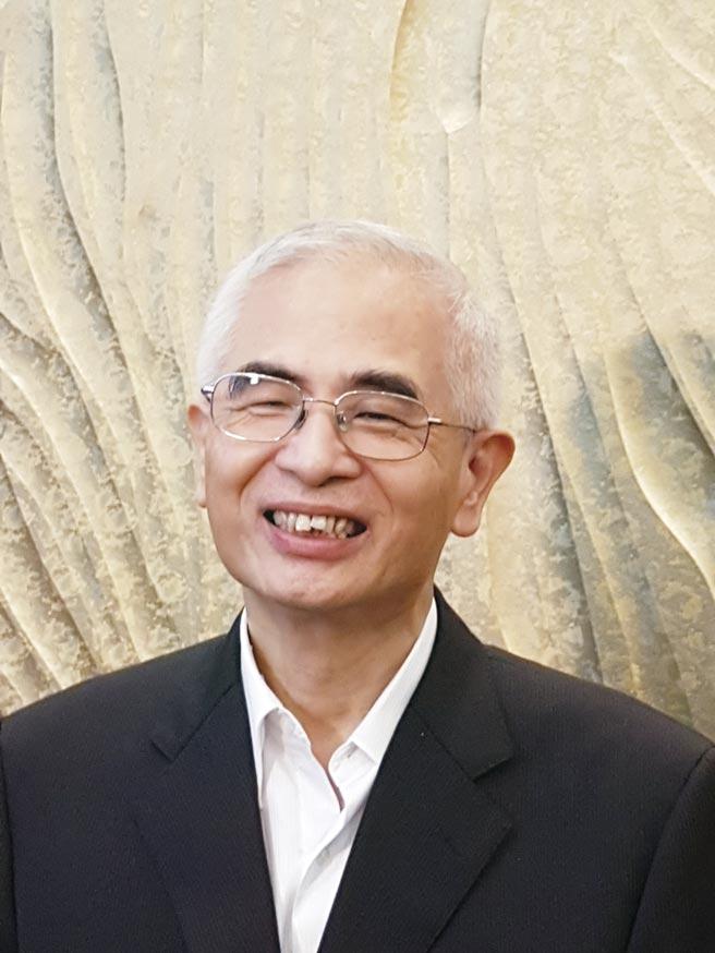 友訊董事長李中旺。圖/鄭淑芳