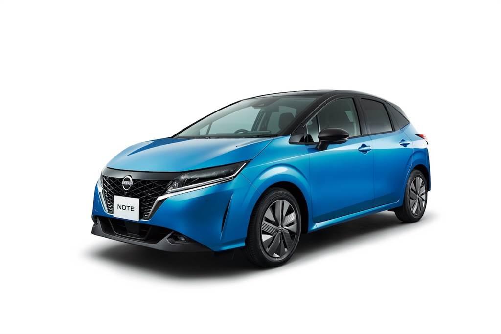 搭載進化之第二世代 e-POWER 系統與小型車平台,全新第三代 Nissan Note 日本發表!