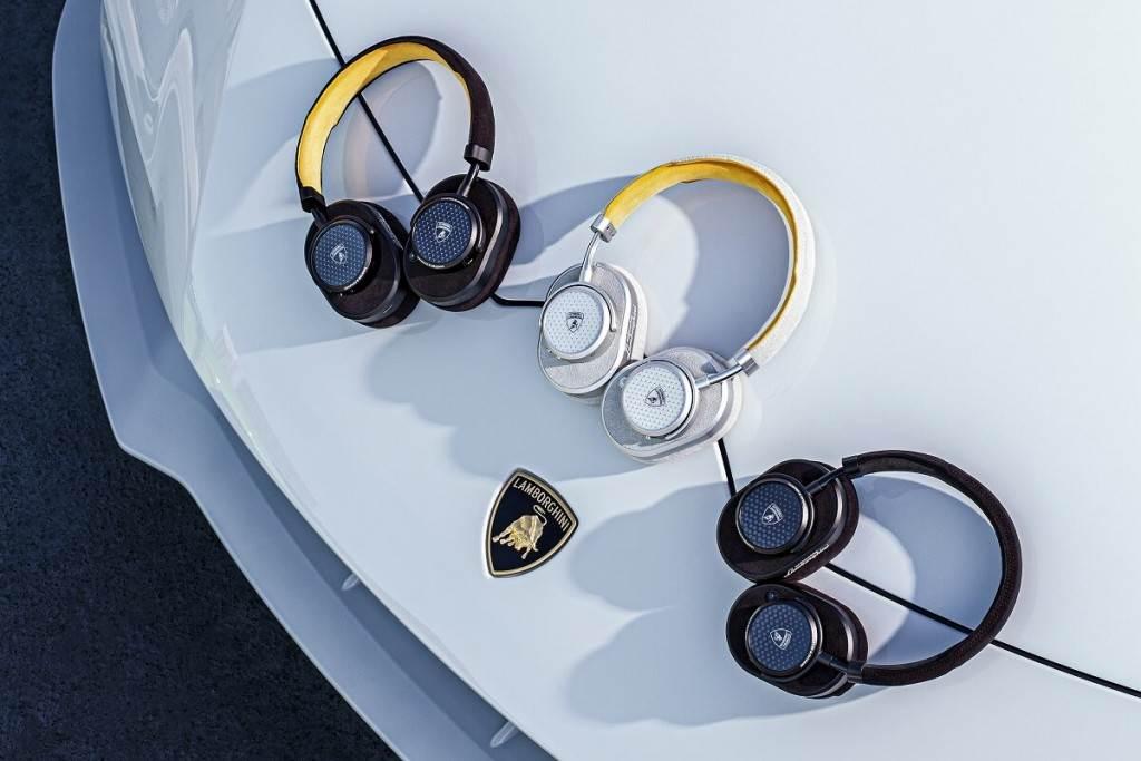 Lamborghini與Master&Dynamic合作推出聯名耳機
