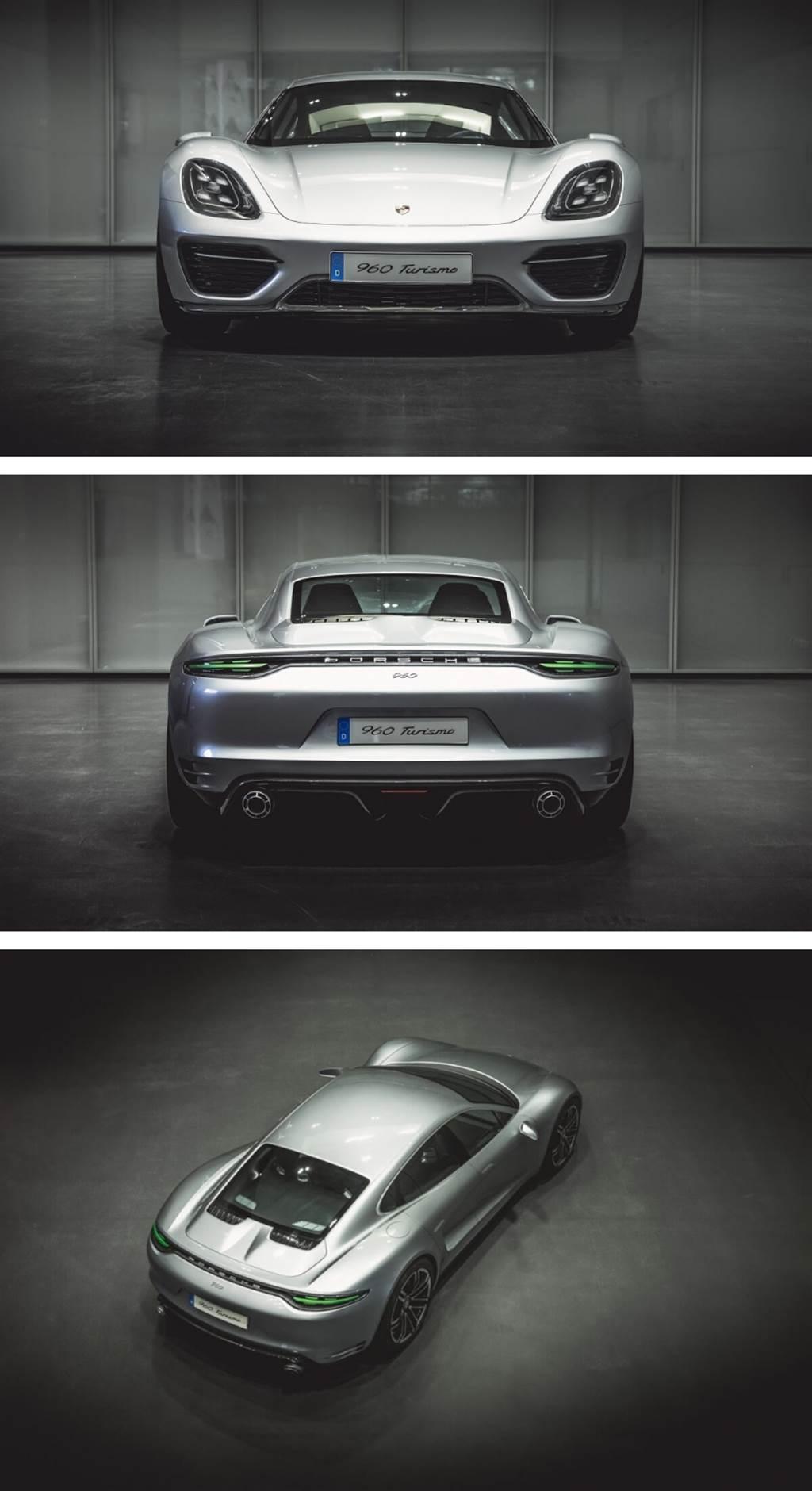 Porsche Vision Turismo(2016)