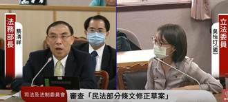 調查局帶隊搜索 國民黨立委吳怡玎住處