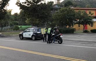 太平警連續7日山區交通大執法 守護用路人安全