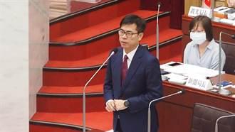 美國政權轉移 陳其邁:不影響台美關係