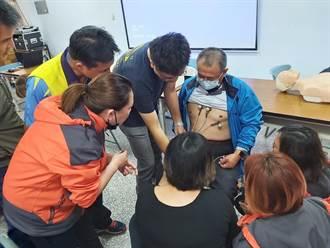 驚!心肌梗塞發生率花蓮第一 消防局配置救命新利器