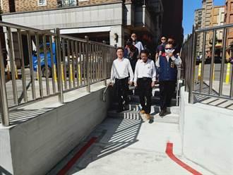 蘆洲340平方公尺道路開通 民眾放下心中大石