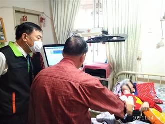 目睹雙親被殺罹病近30年 犯保協會探視吳東諺