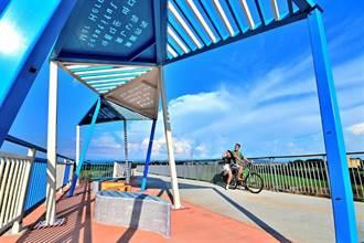 台中最美濱海自行車道 2天1夜騎遊60公里海闊天空