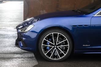 Maserati全新世代油電動力Ghibli MHEV,即將登台!