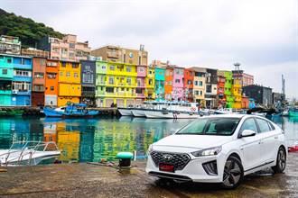 保有駕馭本質的別緻升級,2021 Hyundai IONIQ Hybrid小改款